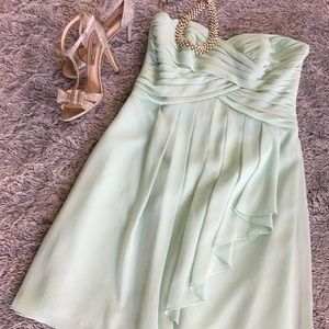 Bridesmaid Dress (David's Bridal)